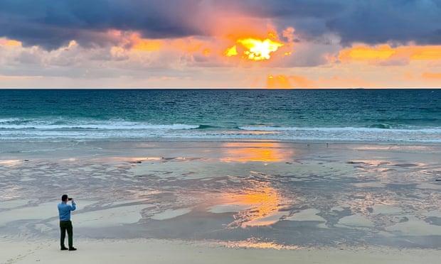 Eight beautiful, tranquil British beaches