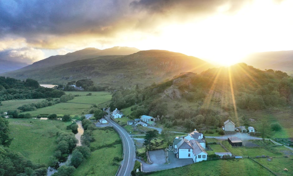 Snowdonia on a budget: a five-star hostel in the heart of the national park